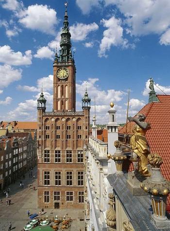 Gdansk, Sopot, Gdynia ; Perle de la Baltique et Triville de Poméranie 6