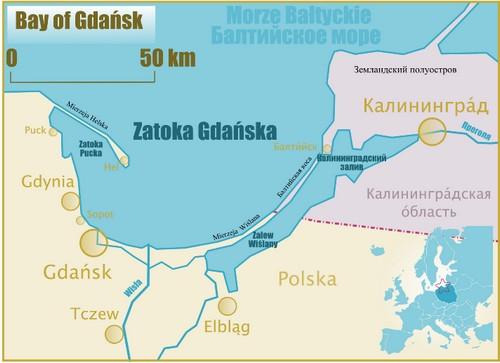 Gdansk, Sopot, Gdynia ; Perle de la Baltique et Triville de Poméranie 11