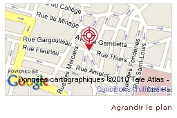 L'Accademia Teatro Bettini : bonne pizzeria à La Rochelle (17) 1