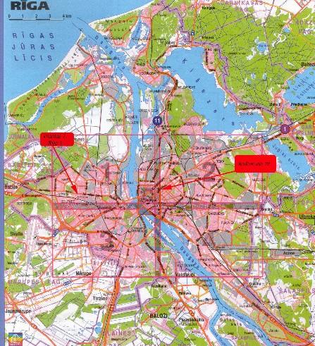 Visiter Riga en 3 jours, l'étrangeté d'une fille de la Baltique en Lettonie 2