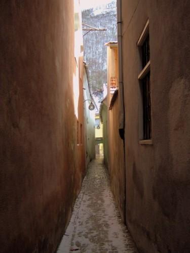 Brasov : la Rue de la Ficelle ; une découverte insolite 2