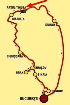 Visiter la Roumanie sur les traces de Dracula : les monts Bargau et le col Tihuta... 3