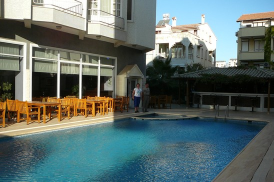 Hotel Ozbekhan Antalya ; bon hôtel à 50 mètres des plages (Hotel Turquie) 6