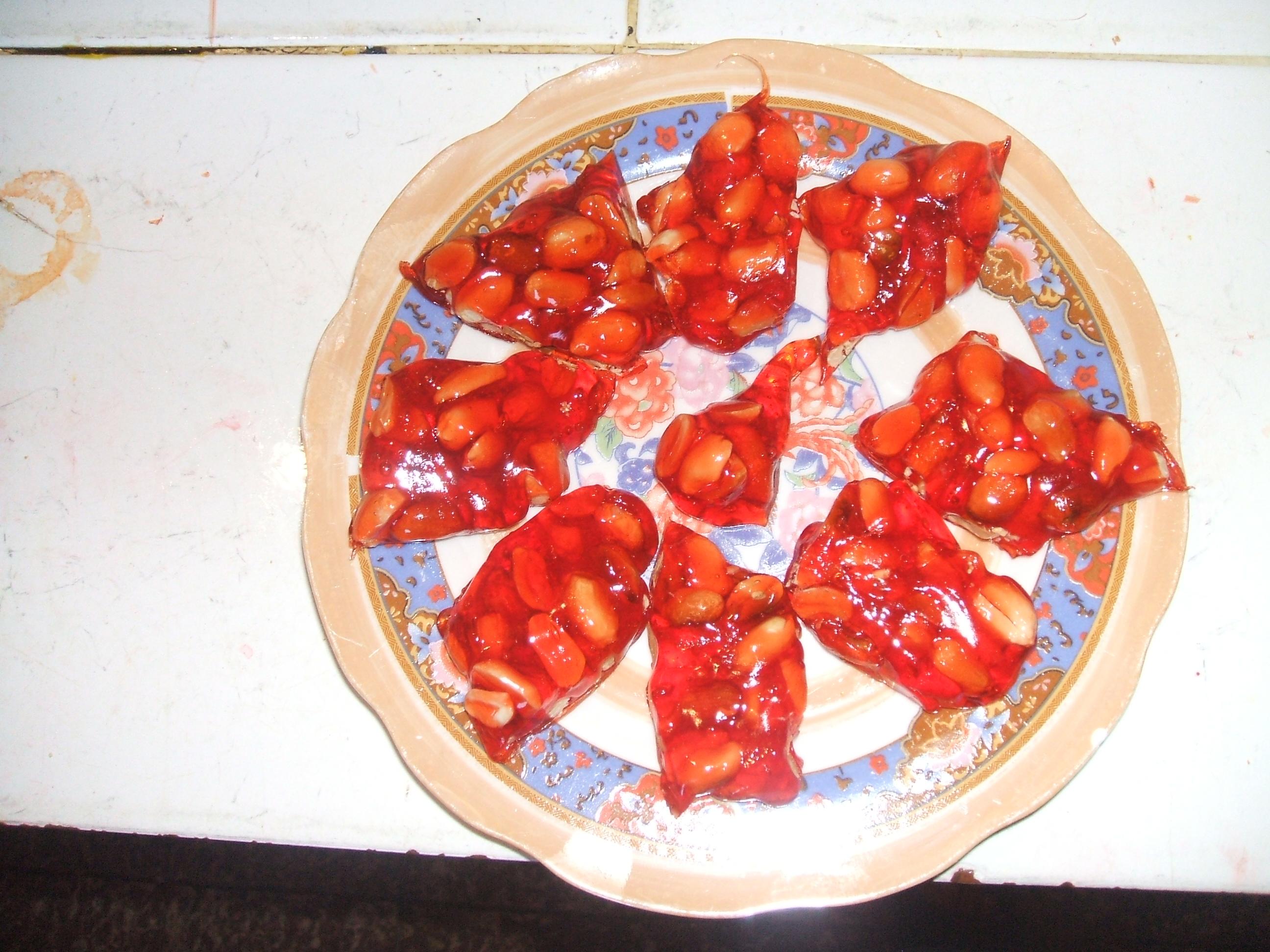 Les bonbons traditionnels orientaux l 39 histoire du halwa for Origine du mot maison