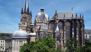 Visiter Aachen en un jour : Aix la Chapelle, le rêve de Charlemagne 4