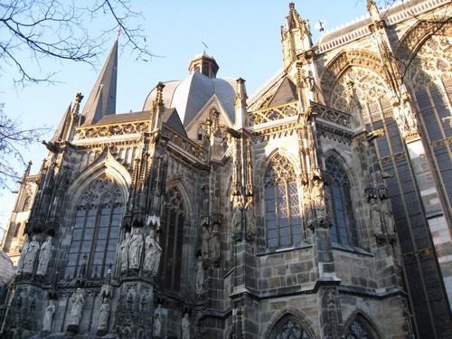 Visiter Aachen en un jour : Aix la Chapelle, le rêve de Charlemagne 3
