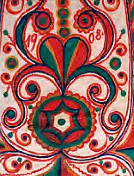 Les serviettes traditionnelles de Donja Stubica en Zagorje en Croatie centrale 1