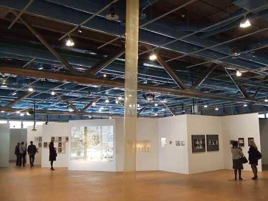 exposition sur l'art d'Europe de l'Est depuis la guerre au Centre Pompidou Paris