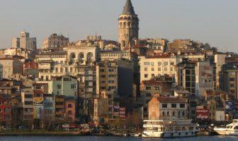 istanbul galata kulesi