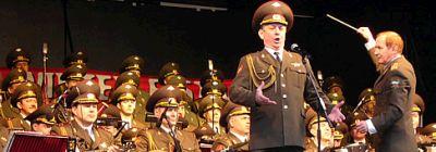 Les choeurs de l'Armée Rouge : une chorale mythique 1