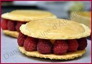 Recette Macaron facile pistache framboise, chocolat ou en rose et blanc 1