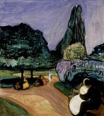Exposition Munch à La Pinacothèque de Paris : Anti-Cri ? 1