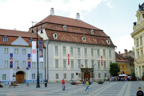Guide Sibiu - Musée Brukenthal ; un incontournable 1