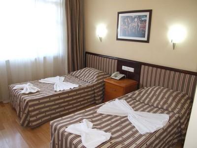 Hotel Ozbekhan Antalya ; bon hôtel à 50 mètres des plages (Hotel Turquie) 3