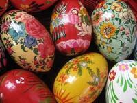 oeufpeint Velikonoční vajíčka ; la tradition des oeufs peints de Pâques en République Tchèque