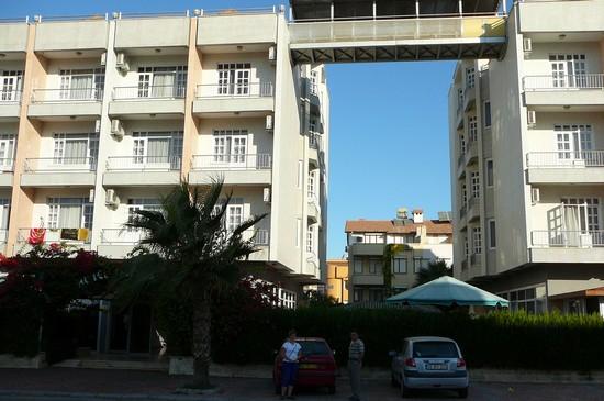 Hotel Ozbekhan Antalya ; bon hôtel à 50 mètres des plages (Hotel Turquie) 8