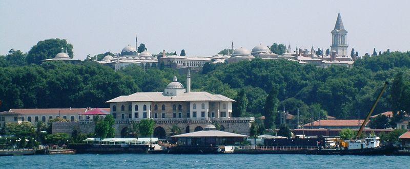 palais topkapi istanbul