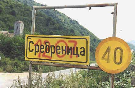panneau srebrenica
