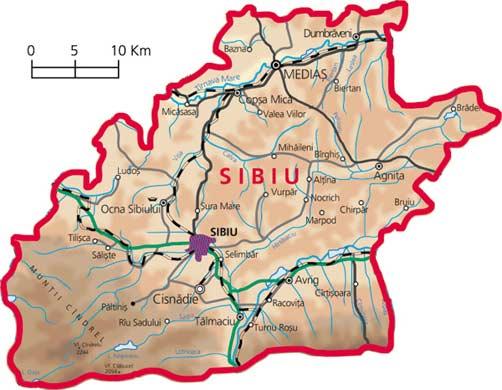 Sibiu, une ville au parfum médiéval et l'une des plus belles de Roumanie 2
