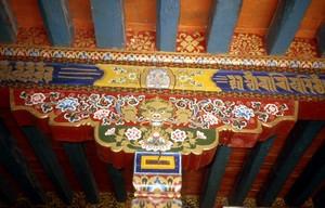 Tibet : Monastère de Dorje Drak 1