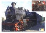 Les trains d'époque et les sociétés de chemins de fer en Roumanie 1