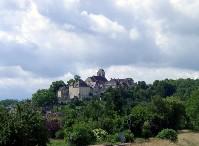 Bourgogne Randonnée en VTT : la route des hameaux du Vezelay et de l'Yonne 1