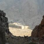Monastère Sainte Catherine, haut lieu de l'orthodoxie dans le désert du Sinaï 4