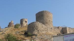 Balaclava  - Les tours genoises
