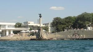 La Crimée : Sebastopol 1