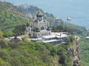 La Crimée : Notre journée a Yalta 1