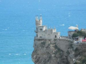 La Crimée : Notre journée a Yalta 2