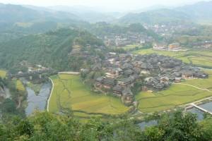 Chine du Sud: village Dong de Chengyang et les alentours de Guilin ; mon coup de coeur 1