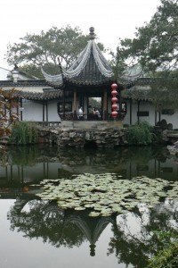Jardin du maître des filets