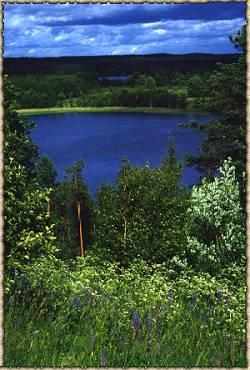 Parc National Braslav et ses lacs ; l'un des plus beaux sites naturels de Biélorussie 1