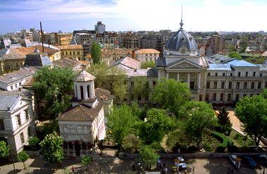 Coltea : un ensemble architectural dans le vieux centre ville de Bucarest 2