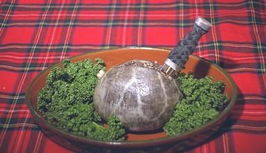 haggis cuisine écossaise