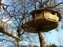 Dormir dans les arbres à Dol de Bretagne : week-end de folie et nuit insolite en cabane 1