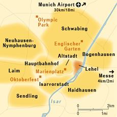 """Lehel, le quartier bobo, l'esprit """"bourgeois"""" de Munich 1"""