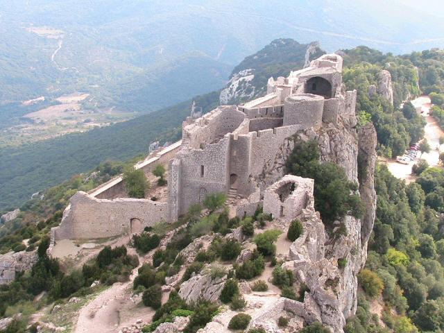 De Carcassonne à Narbonne, aux Corbières et au pays cathare 1