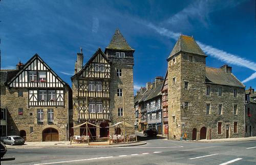 Vacances dans les Côtes d'Armor : Tréguier et ses environs 1
