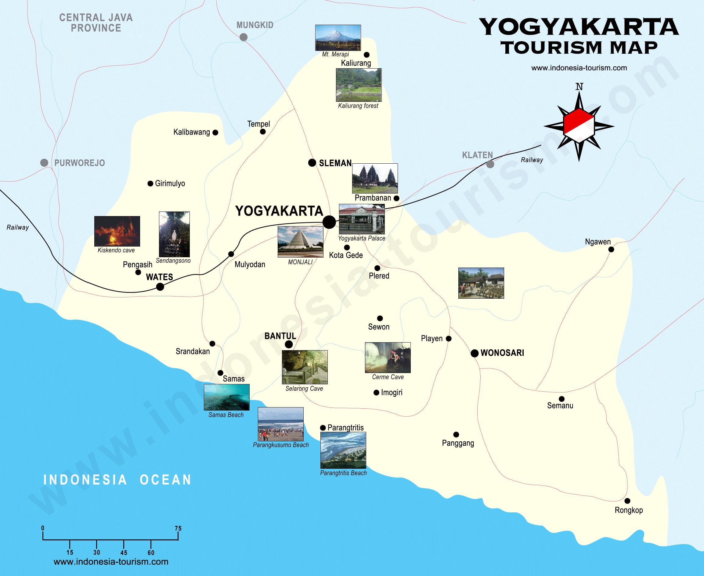 Yogyakarta ; centre culturel majeur de l'Indonésie 1