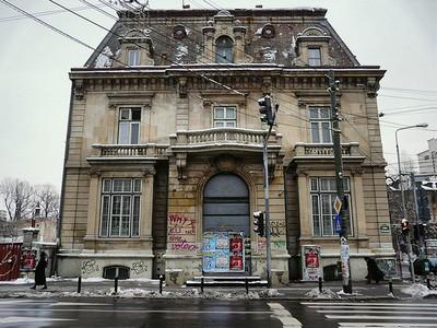 Bucarest : maison Filipescu-Cesianu et Salon de produits gourmets et délicatesses 1