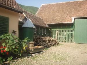 Logement chez l'habitant Roumanie : Ana Lapadat à Gura Raului près de Sibiu 1
