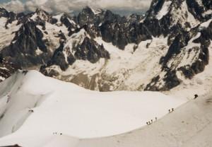 Le Mont Blanc : le plus haut sommet de France 6