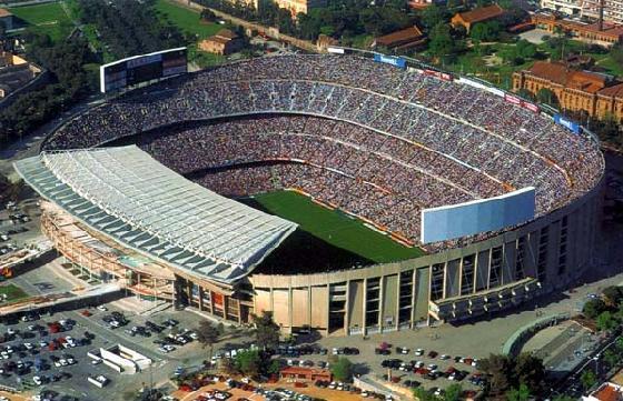 Barcelone :  Camp Nou ; visiter le stade du FCB et vivre la légende du Barça 1