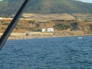 Les pêcheurs de l'extrême à El Marsa (Chlef) 1