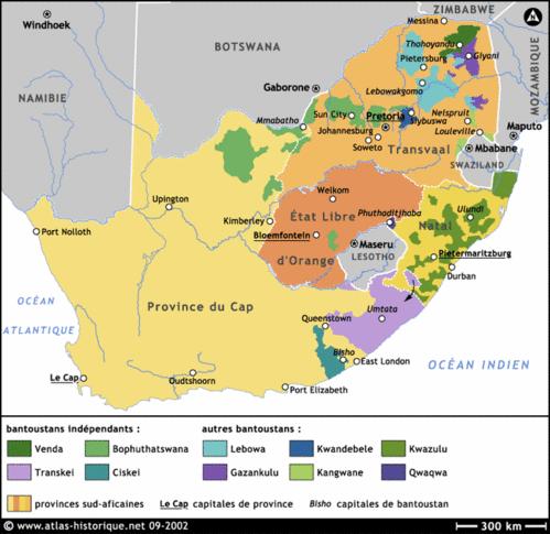 Circuit en Afrique du Sud : un pays plein de charme et attachant 3