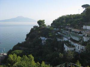 Vico Equense : Hôtel Oriente, un village à flanc de falaise dans la Baie de Naples 1