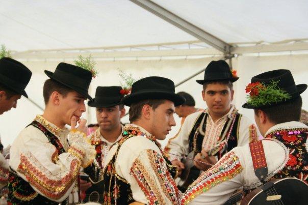 Baranjski bećarac : la fête des célibataires de Draž ; tout le folklore de la Slavonie 1