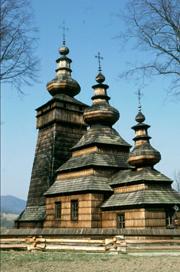 Eglises de bois des Beskides en Haute Silésie
